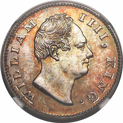 British India 1835-C,1/2 Rupee Proof, Restrike,NGC PL 66 Finest Must S@@ Free SH
