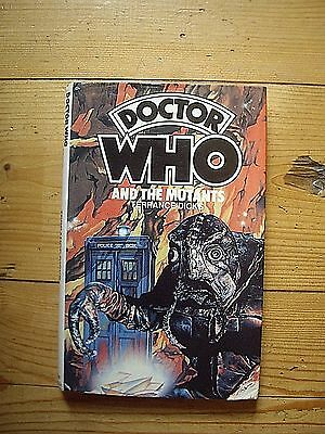 Doctor Who and the Mutants *1977 ALLAN WINGATE HARDBACK*