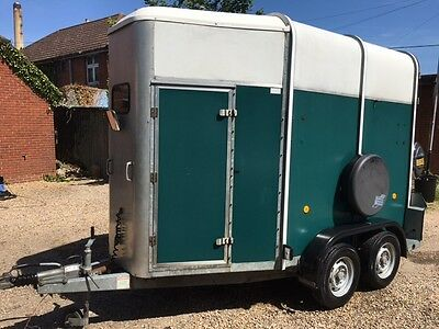 Ifor Williams Hb505 Horsebox Trailer