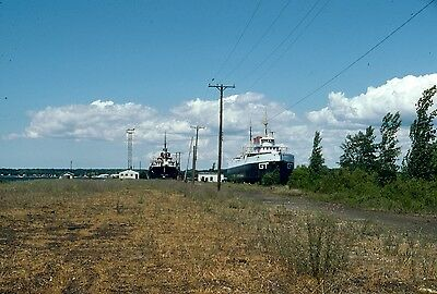 Car Ferries Grand Rapids and Madison -  Original Kodachrome Slide