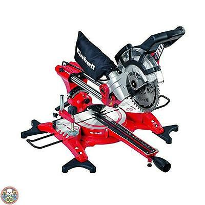 Einhell Tg: 1800 W Rosso 4300835 Th-Sm 2131 Dual Troncatrice Radiale Nuovo