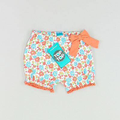 Short color Naranja marca Top Top 12 Meses