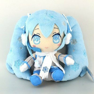 2010 & 2011ver. (2011ver. single) Miku Hatsune Miku Plush Doll (japan import)