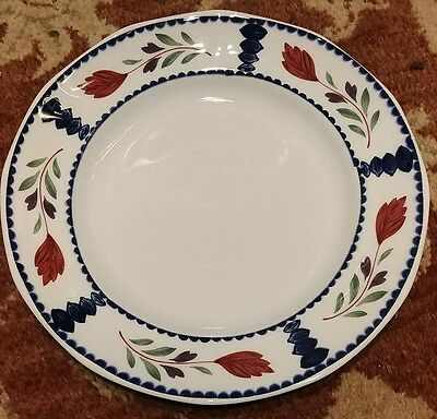 "ADAMS CHINA LANCASTER 10 1/8"" dinner plate (multiple available)"
