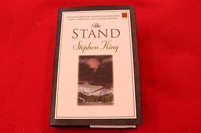 Modern Classics: The Stand by Stephen King (2001, Hardcover) NEW