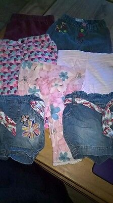 Baby girl trousers size 0-3 months