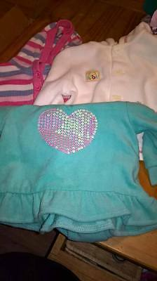 Baby girl bundle clothes age 3-6 months