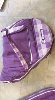 Horse English Saddle Carrier Padded Roustabout All Purpose Carrier kensington