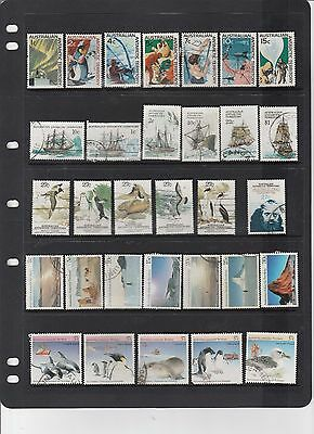 Australia Antarctic Territory small collection