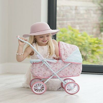 Baby Annabell My First Dolls Pram Buggy Girls Toy New