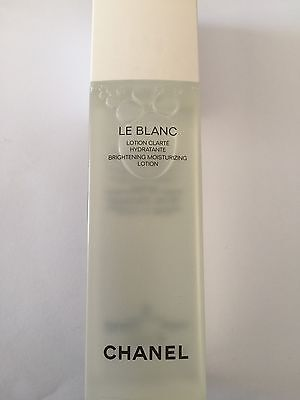 Chanel Le Blanc Brightening Moisturizing Lotion 150ml Womens Skin Care New !!