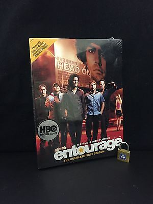 Entourage: The Complete First Season 1 (DVD)BRAND NEW & SEALED
