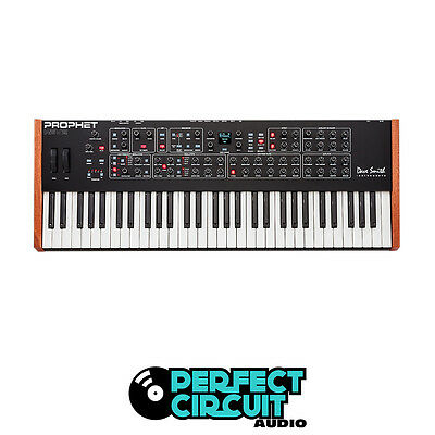 Dave Smith Prophet Rev2 8-Voice Polyphonic SYNTH - NEW - PERFECT CIRCUIT