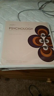 Psychology from inquiry to understanding paperback 2nd edition psychology from inquiry to understanding vol 2 psy 202 2nd custom edition fandeluxe Image collections