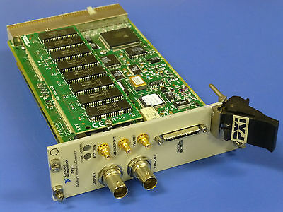 National Instruments PXI-5411 Arbitrary Function / Signal Generator NI DAQ Card