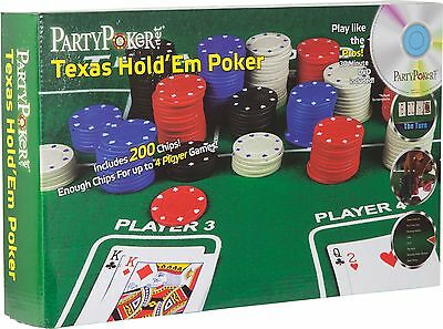 ProPoker 120 Chip Poker Starter Set. From the Official Argos Shop on ebay