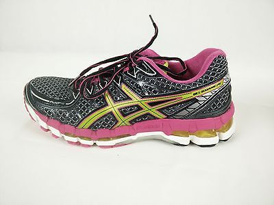 Women's Asics Kayano 20 Gel Shoes Runners Trainers Athletic  Size 7.5  Us