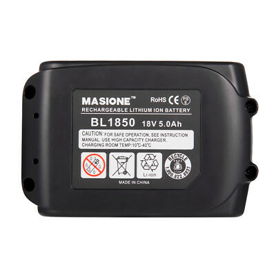 Upgraded 4000mAh Battery for Makita BL1840 BL1830 18V LXT Lithium-Ion Cordless