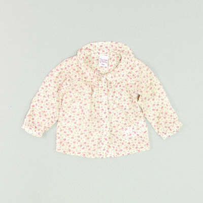 Camisa color Beige marca Newness 6 Meses