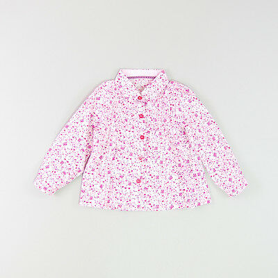 Camisa color Rosa marca Early days 18 Meses