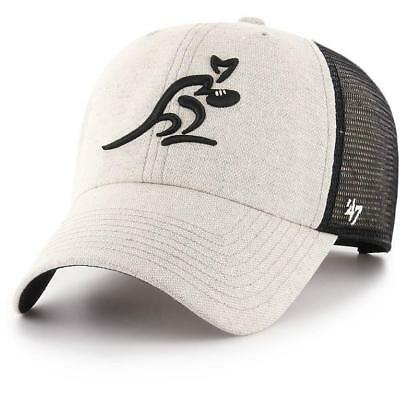 Wallabies 2017 Official Vaughn Clean Up Cap by 47 Brand - Adjustable Curved V...