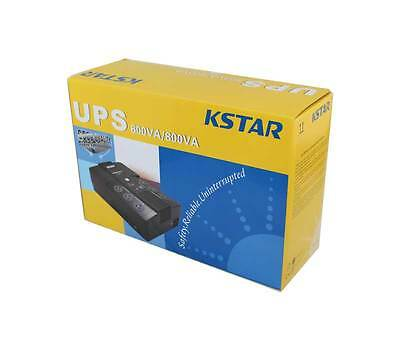 Uninterruptible Power Supply (UPS) for PC Home/Office 600VA / 360W