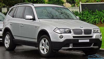 BMW X3 25i 141kW Petrol ECU Remap +12bhp +15Nm Chip Tuning