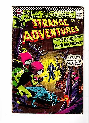 Strange Adventures 191 (1966): 2nd Enchantress - Suicide Squad