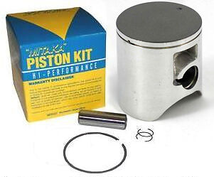 Suzuki RM85 '02-'14 48mm Bore Mitaka Racing Piston Kit 47.97mm (D)