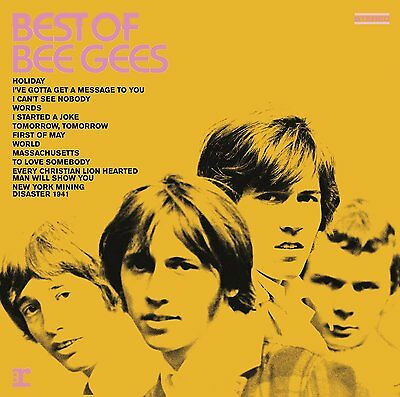 Bee Gees Best Of The Bee Gees Cd Volume 1 (Greatest Hits)