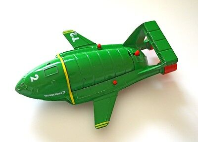 THUNDERBIRD 2 (and 4) Die Cast Metal - Vintage MATCHBOX 1992