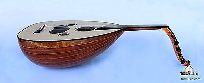 Turkish Quality Walnut String Instrument Oud Ud AO-107