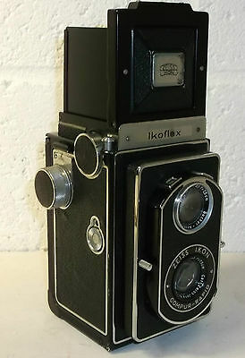 Zeiss Ikon Compur-Rapid Vintage Camera