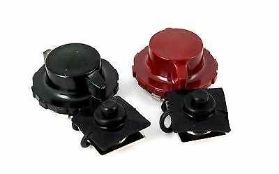 Universal Quick release Battery Terminal Clamps Adapters Connectors