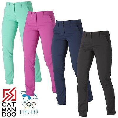 Catmandoo Sirku Ladies AquaTech Stretch Golf Trouser Womens Technical Pant