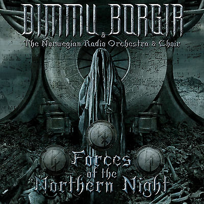DIMMU BORGIR - Forces Of The Northern Night (CD Digi)