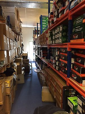 Massive Current Stocks Of Top Quality Workwear £800k+ Retail Value