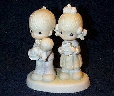 Precious Moments Rejoicing With You Figurine