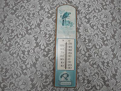 Authentic Nabisco National Biscuit Company Uneeda Biscuit Crackers Thermometer