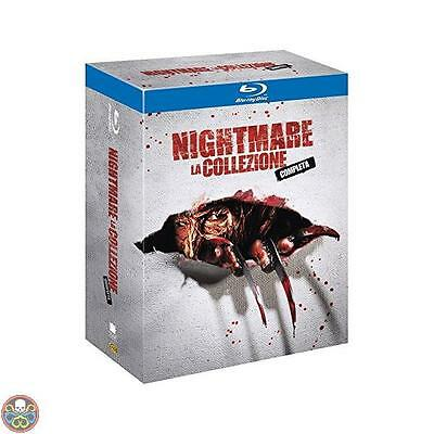 Warner Home Video Nightmare - La Collezione Completa 4 Blu-Ray Nuovo