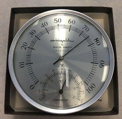 Airguide Model 112 Hygrometer/Thermometer