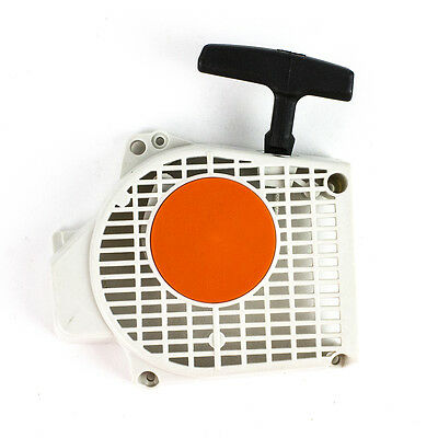 New Recoil Pull Start Starter Assembly Fits Stihl MS200 Chainsaw