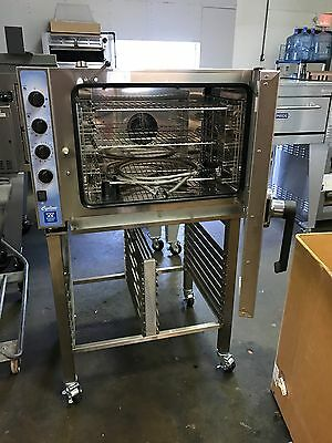 Baker's Pride CCOE-52 Electric Combi Oven with Stand (NEW)