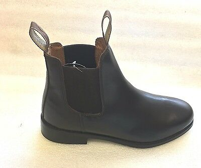 All Sizes Childrens/Adults  horse riding jodhpur/jodphur boots BROWN  leather