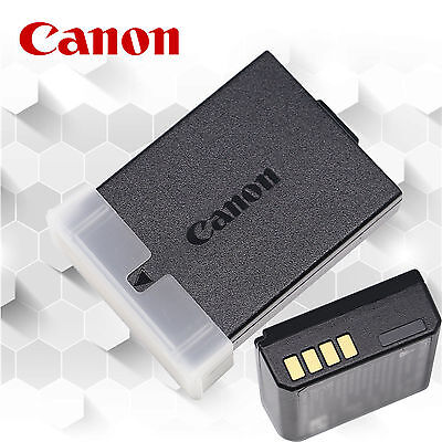 Genuine original Canon LP-E10 Battery for Canon EOS 1100D 1200D 1300D Camera