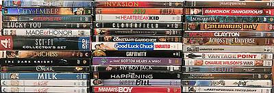 38 BRAND NEW - SEALED DVDs Lot DVD Lot Collection Wholesale* Free Shipping