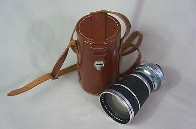 Extremely RARE Agfa 180mm F4.5 Color-Telinear * Ambiflex *