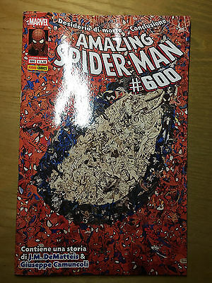 Comics THE AMAZING SPIDER-MAN 600 COVER A -Panini Marvel Italia - nuovo