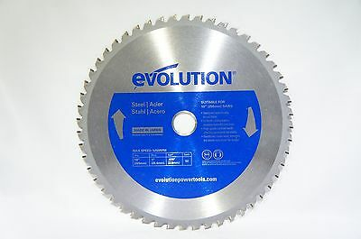 "Evolution Power Tools 10BLADEST Steel Cutting Saw Blade 10 x 52"" Tooth (LB-43)"