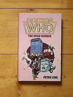 Doctor Who The Mind Robber *1986 W H ALLEN HARDBACK, NOT EX-LIBRARY*